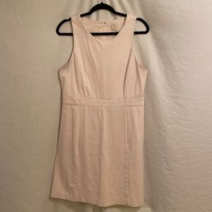 Pink J.Crew Business Casual Dress